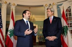 Hariri wants operation Decisive Storm moved to Syria
