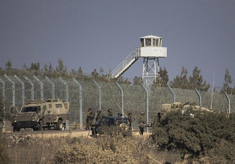 IAF killed 4 terrorists who crossed into Israel from Syria