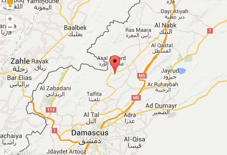 Israel hits Hezbollah, Assad targets in Syria