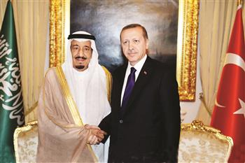 Saudi Arabia, Turkey Discussing Unlikely Alliance To Oust Syria's Assad