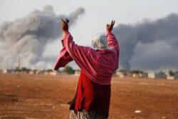 Senators urge Obama to create civilian safezones