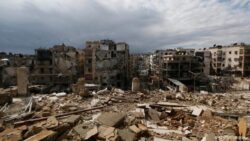 Syria Rebels Attack Government Intelligence Center in Aleppo