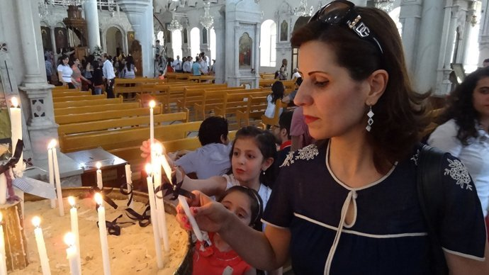 Syrian Christians Need US Help