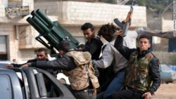 ramping up support for rebel forces in Syria