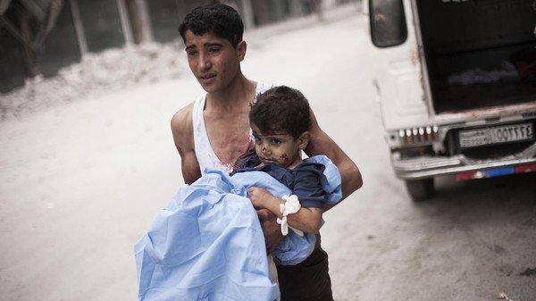 UPDATED: Assad Barrel Bombs Kill 184 Civilians in Aleppo
