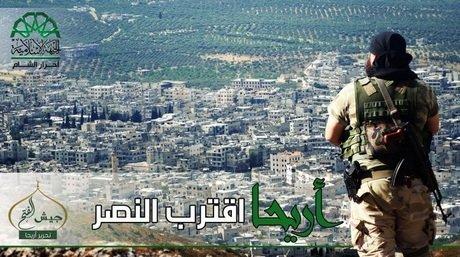 Assad, Hezbollah Forces Lose Big in Ariha