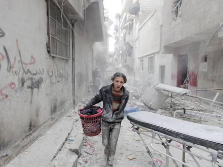 Syria's Circle of Hell