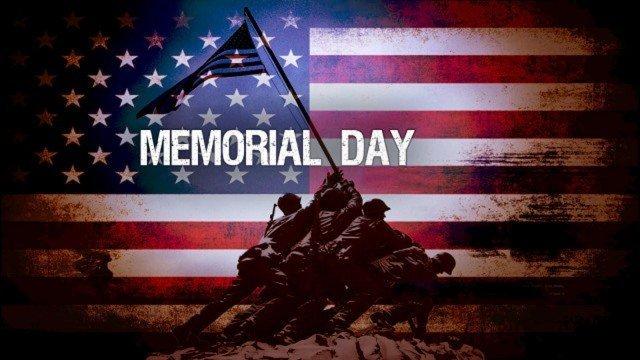 Happy Memorial Day America 2015