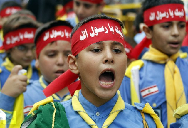 Hezbollah Sending its Children to Die in Syria