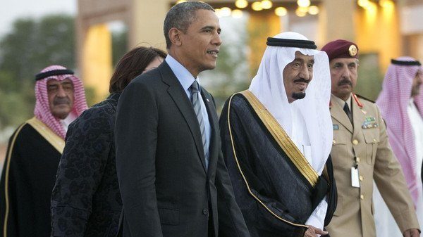 King Salman Snubbing Obama for Ignoring Iranian Terror