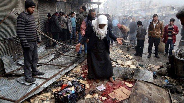 Pragmatic or Idealistic Syria?