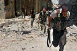 Rebels battle Syrian army near Latakya