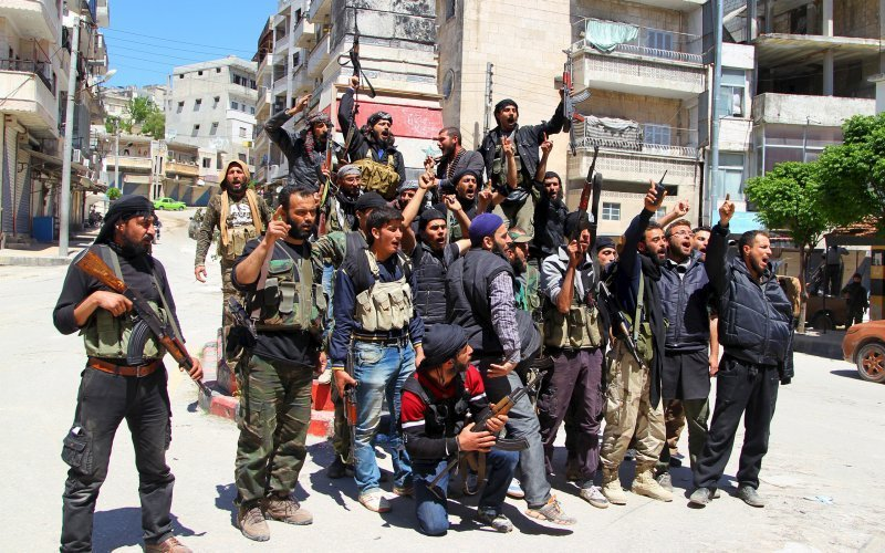 Rebels winning with no Saudi help
