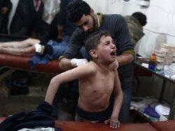 Stop Assad atrocities, attack Damascus