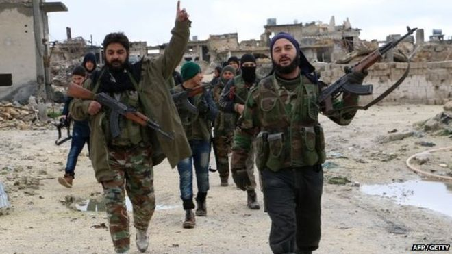 Syria Rebels Insulted by US Training Program