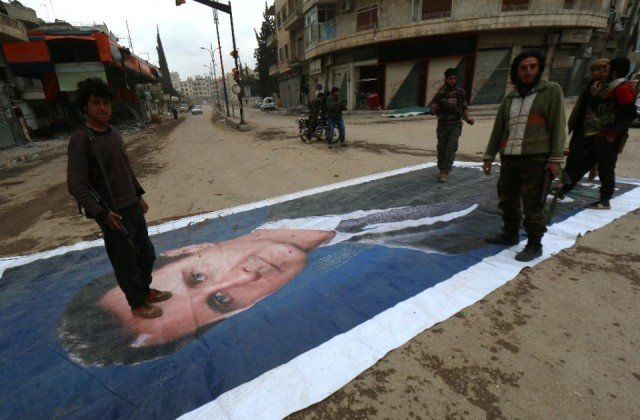 Syrian Regime Partitioning Syria, Regime Collapse to Follow