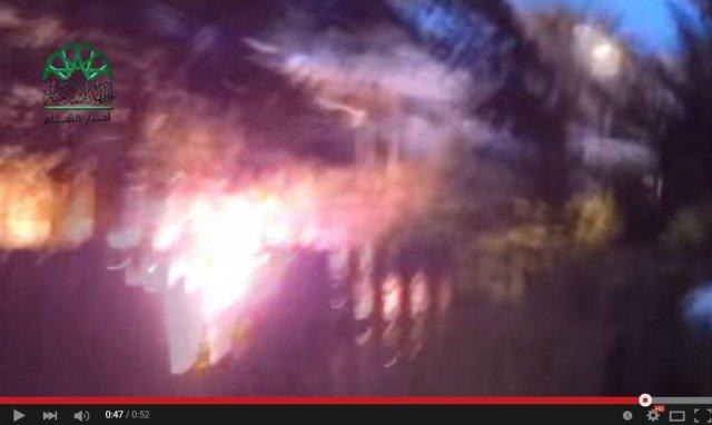 Video Showing Assassination of Pro-Regime General Bassem Muhanna