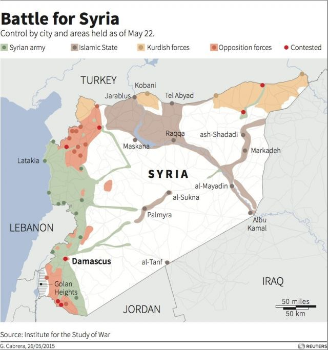 Another Clear Sign Assad is Getting Desperate to Hold on in Syria