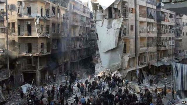 Assad Barrel Bombs are Spark Plugs to ISIS Engine of Terror