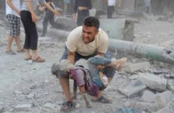 Assad Kills 28 Civilians, Bombs a Market