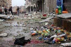 Assad and Obama Strikes Kill Each 5 Children