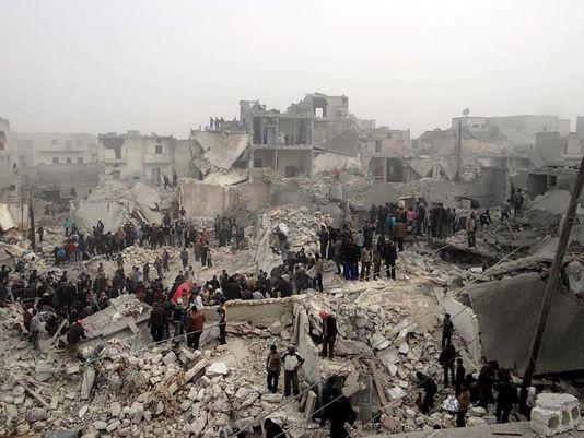 Ex-ambassador to Syria Criticizes U.S. Actions