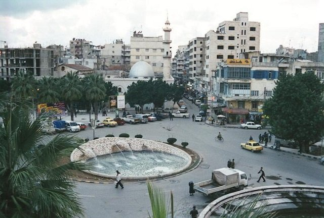 Falafel Visits Assadistan