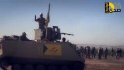 Hezbollah Brigades Flaunts US Equipment in Anbar Operation