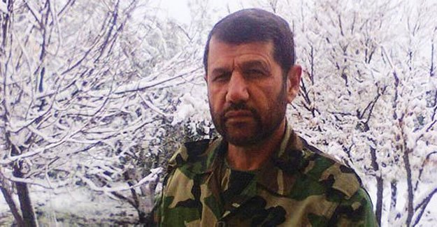 Highest Ranking Iranian General Dies in Syria