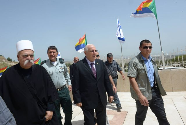How Israel Views the Druze as Opposed to the Alawites