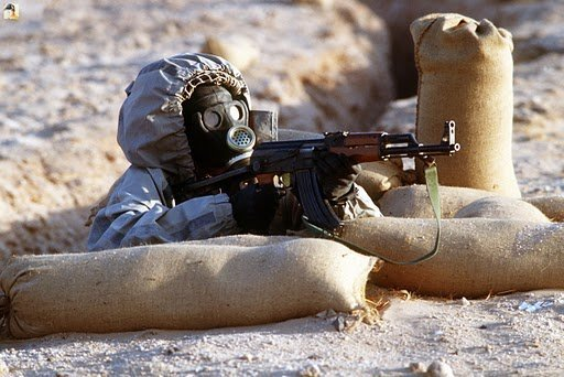 ISIS Developing Chemical Weapons to Use on Alawistan