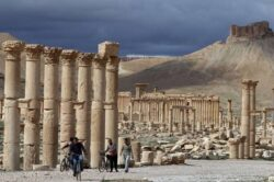 ISIS Savages Begin Destroying Palmyra