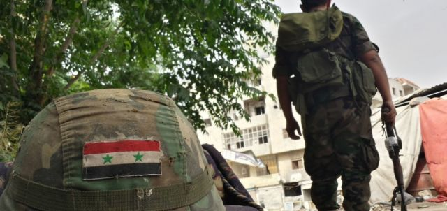 In-fighting Among Assad Loyalists on the Rise