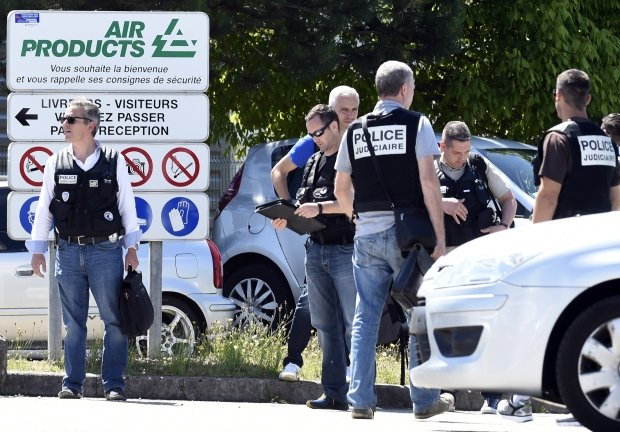 Islamic Terror Strikes France Again