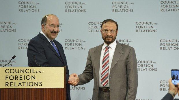 Israelis and Saudis Reveal Secret Talks to Thwart Iran