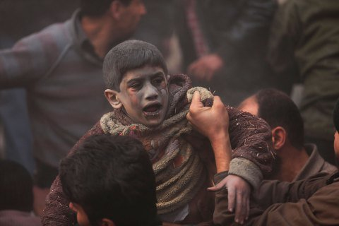 Over 70 Countries Demand Assad Stop Deadly Aerial Attacks
