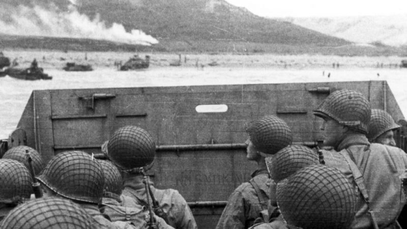 Poem to Remember Normandy on D-Day