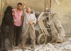 The longer Obama ignores Assad's barrel bombs, the more attacks by ISIS.