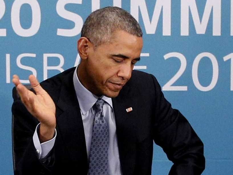 The Startlingly Simple Reason Obama Ignores Syria