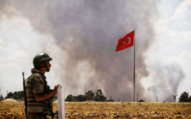 Turkey Plans to Send Troops Into Syria, Widening the War