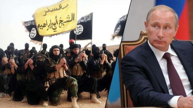 Why ISIS Serves Putin