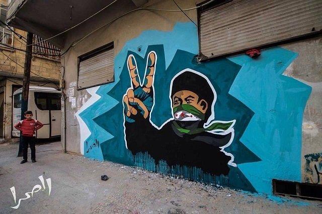 An under-the-radar revolution in Syria