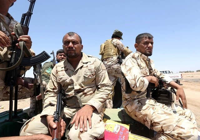Iraqi Arabs Clash Against Iranian-Backed Militias