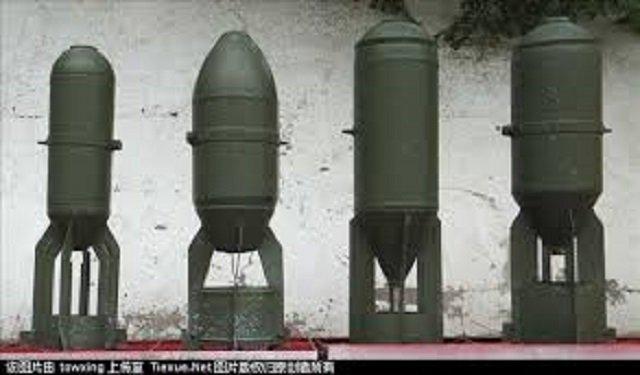 Assad Deploys New Massive Bombs Against Civilians. Thank You Barack Obama