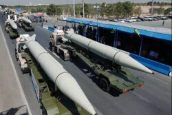 Did Iran Deploy Its Missiles in Syria?