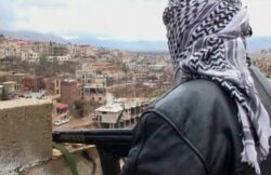 Hezbollah Launches Offensive on Syria's Zabadani