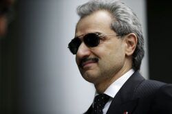 Is Talal bin Al-Waleed Visiting Israel or Not