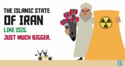 Israel's Fight against Iran Gets Animated