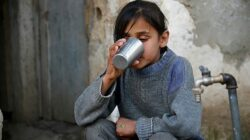Millions of Syrian Children Are at Risk Because of Water Scarcity