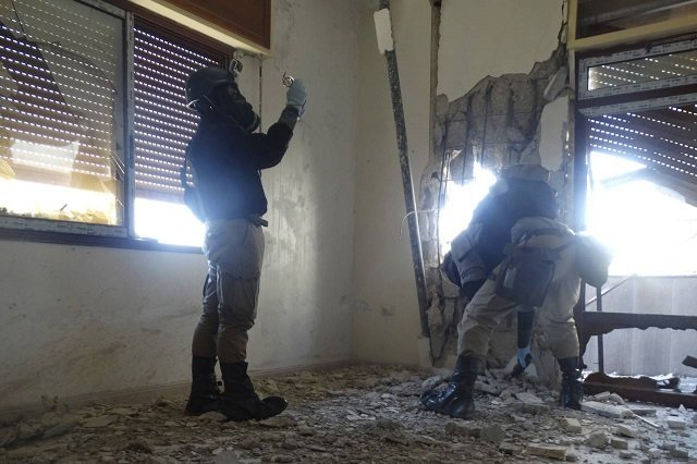 Mission to Purge Syria of Chemical Weapons Comes Up Short